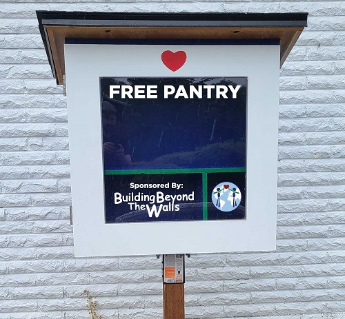 Building Beyond the Walls Pantry Project